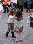 Lapsetkin tanssivat.