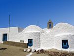 Agios Geranou on saaren itäisimmässä nokassa.