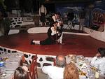 Kalymnos-saaren tanssi on osa ravintola Alonin iltaohjelmaa.