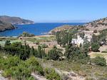 Panagia Livadiou on luostareista rehevimpiä.